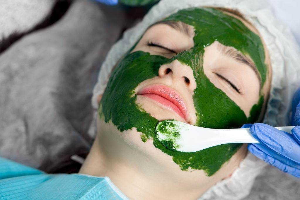 Kosmetyki z algami