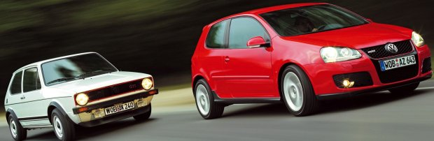 Historia Volkswagena Golfa