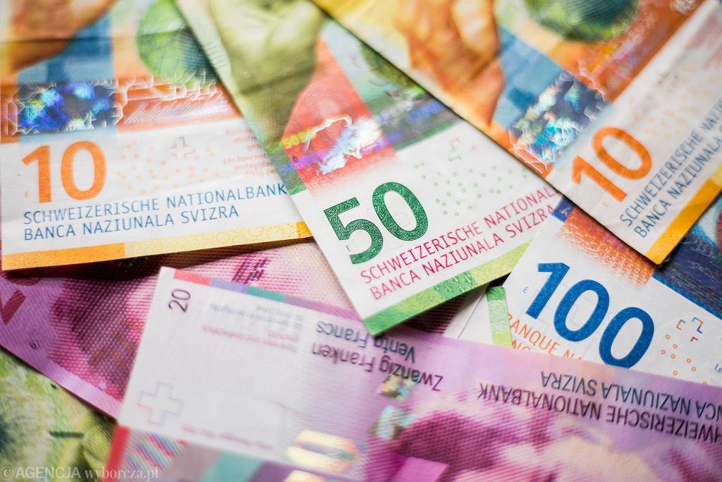 Dlaczego frank szwajcarski jest drogi?