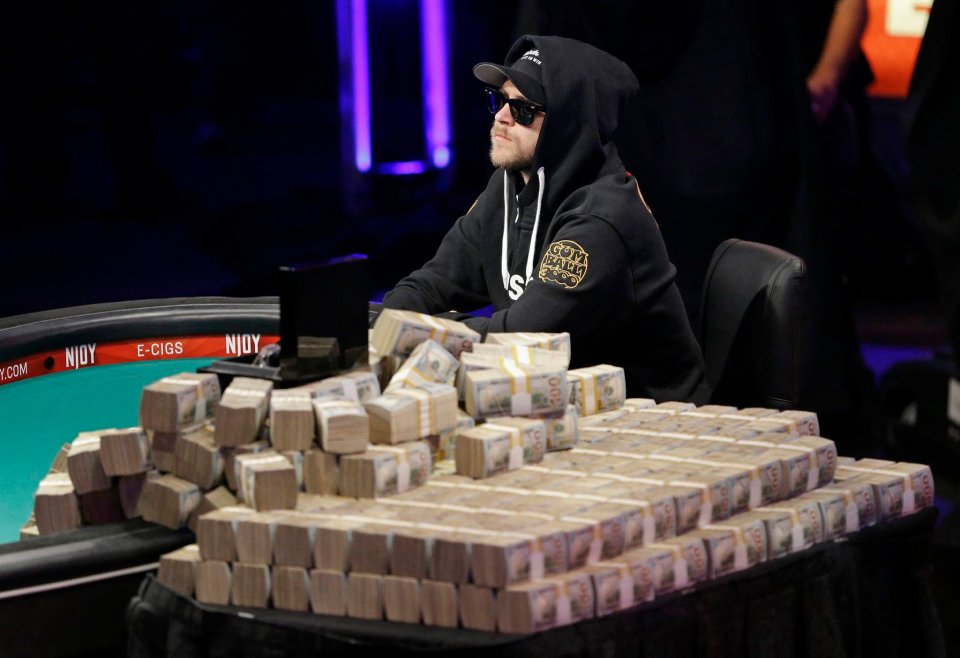 Zdjęcie numer 0 w galerii - WSOP - Martin Jacobson zwycięzcą najbardziej prestiżowego turnieju pokerowego na świecie [ZDJĘCIA]