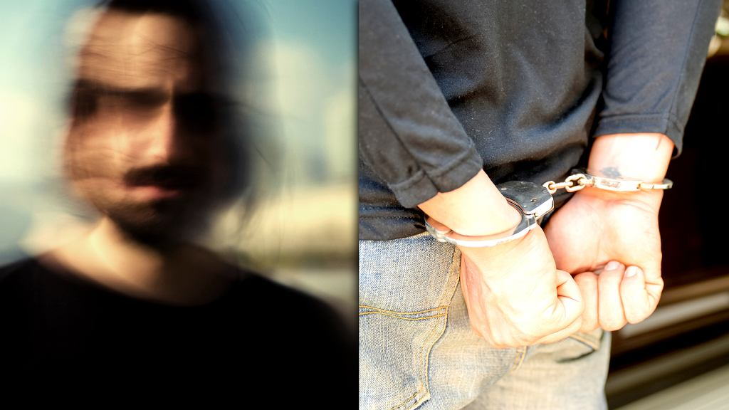Schizofrenik od 3 miesięcy w areszcie