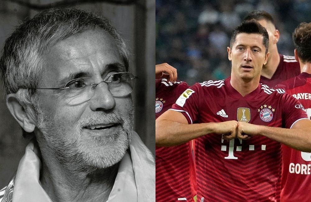 Gerd Mueller nie żyje. Robert Lewandowski zareagował na odejście legendy