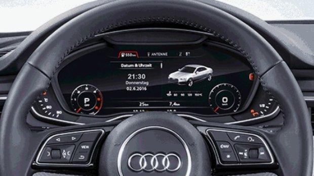 Audi A5 ujawnia kolejne detale