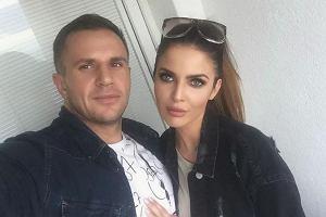 Justyna Pawlicka z chłopakiem