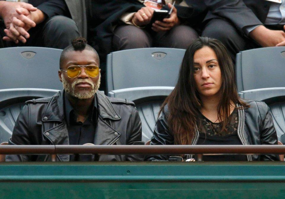Zdjęcie numer 6 w galerii - Roland Garros. Zlatan Ibrahimović, Hugh Grant... Kto jeszcze odwiedził korty? [ZDJĘCIA]