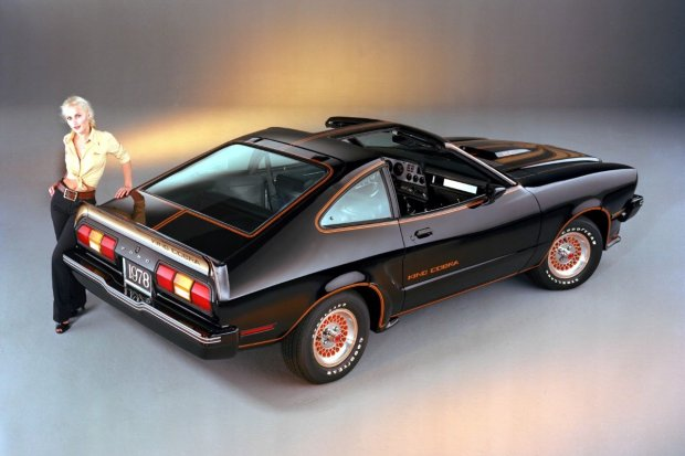 1978 Ford Mustang II King Cobra I
