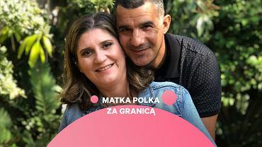 Justyna Cohen, mama trzech chłopców, która wyszła za Izraelczyka opowiada o swoim życiu w naszym cyklu 'Matka Polka za granicą'