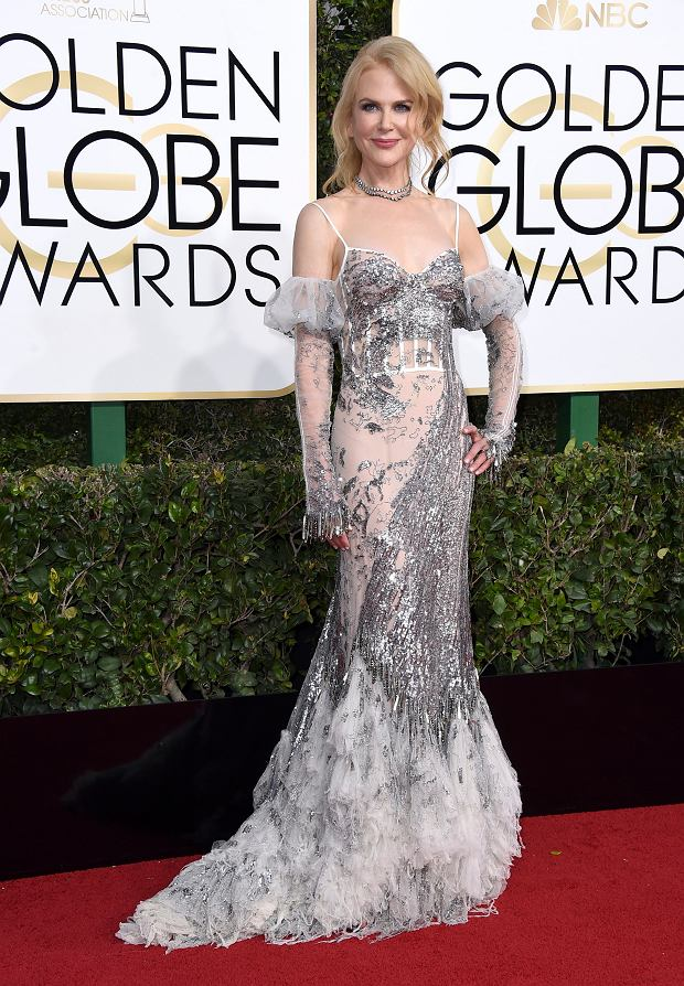 APTOPIX The 74th Annual Golden Globe Awards - Arrivals