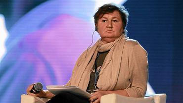 Magdalena Środa, filozof i etyk
