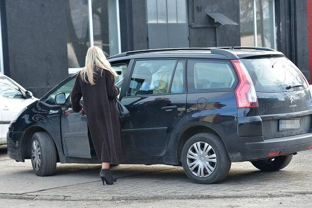 Anna Kalata, samochody gwiazd, samochody, polityków, samochód