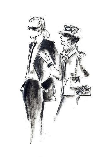 Żakiet Chanel
