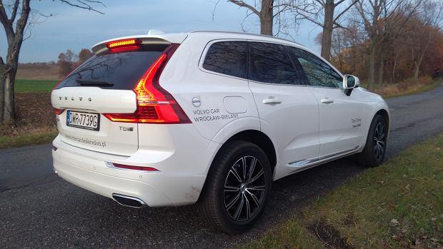 Dolnośląskie Pomniki Historii zwiedzaliśmy samochodem volvo XC60