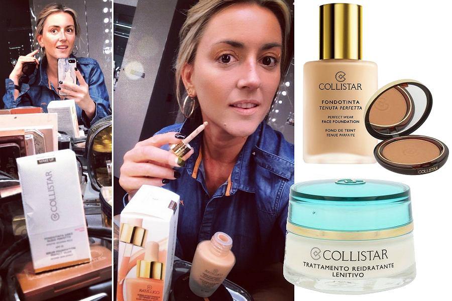 Kosmetyki warte swojej ceny - Karolina Szostak (Collistar)
