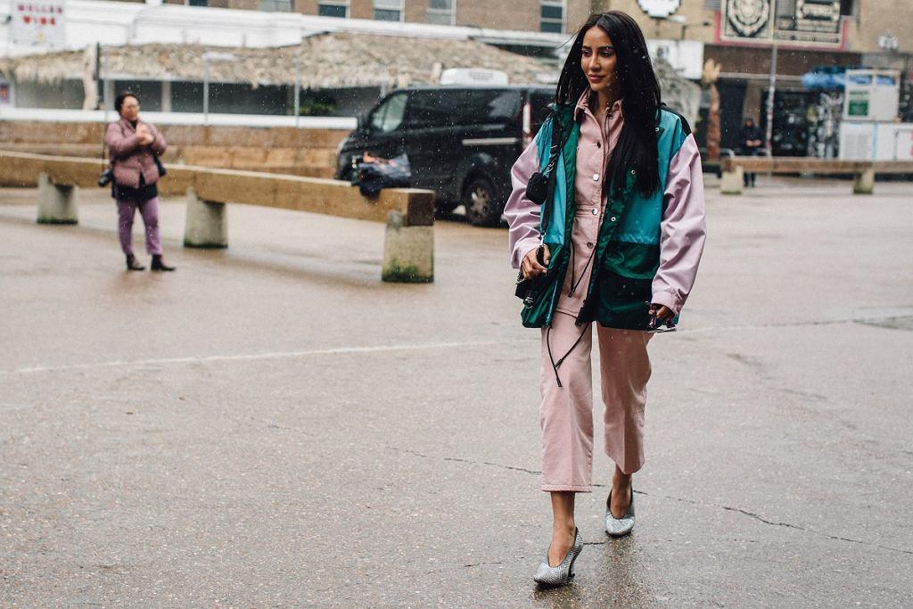 Modna stylizacja, fashion week