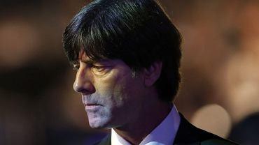 Joachim Loew trener drużyny Niemiec