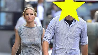 Jennifer Lawrence i Greg Lenz