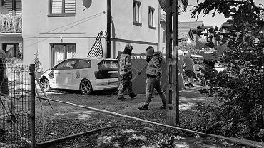 Tragedia podczas Rajdu Śląska