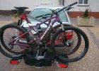 Bagażnik rowerowy Thule EasyFold 932 [TEST]