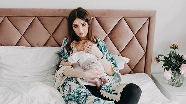 Joanna Pachla o karmieniu piersią