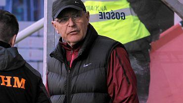 Arka - Zagłębie 0:0 w Pucharze Polski. Trener Orest Lenczyk