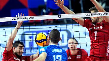 Polska - Słowenia w półfinale ME w siatkówce