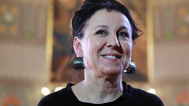 Olga Tokarczuk, polska laureatka literackiego Nobla
