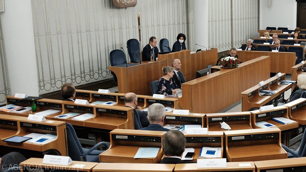 12 Posiedzenie Senatu X Kadencji