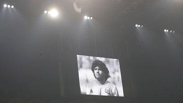 Wzruszająca wiadomość Diego Maradony do syna. Nagrał ją kilka miesięcy przed śmiercią