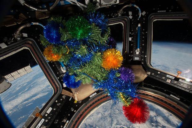Astronauci ekspedycji 61 opowiadają o świątecznych tradycjach na ISS - 22 grudnia 2019