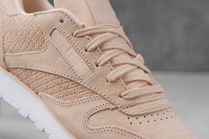 Reebok Classic Leather - sneakersy, które podbiły świat sportowej mody!