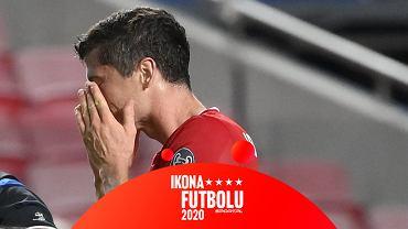 Robert Lewandowski płacze po wygraniu Ligi Mistrzów
