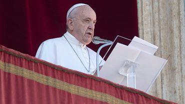 Papież Franciszek. Zdjęcie ilustracyjne