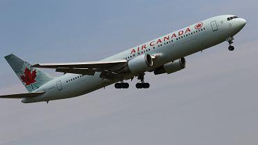 AirCanada odwołuje loty nad Irakiem i Iranem