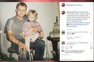 Borys Szyc pokazał córkę. Komentuje Dygant i Kalczyńska. Sonia ma już 15 lat i wygląda zupełnie jak tata