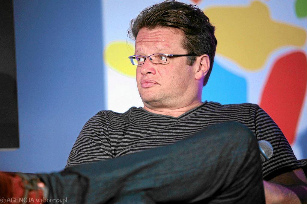 Marcin Meller, dziennikarz, publicysta i pisarz