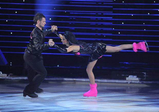 Jola Rutowicz, 'Gwiazdy tańczą na lodzie'