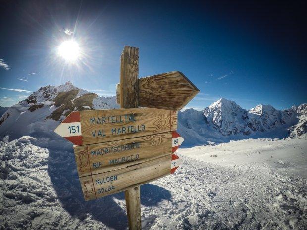 Polacy podbijają Alpy