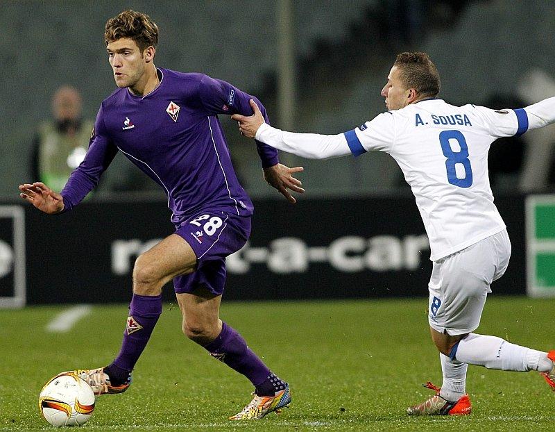 Fiorentina - Belenenses Lizbona 0:1