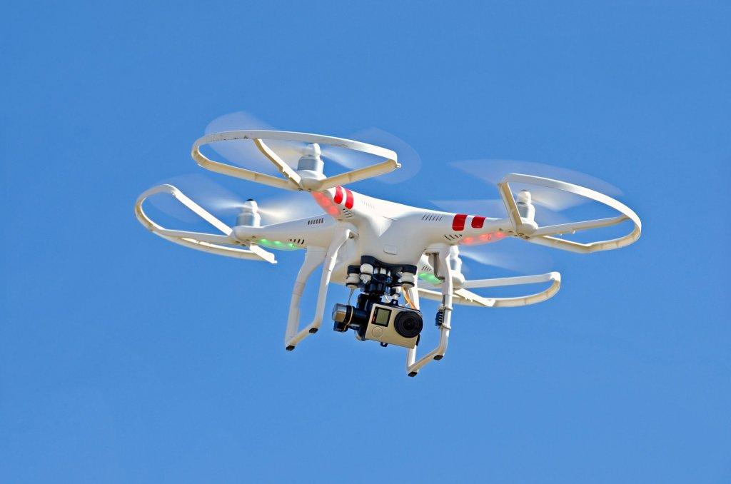 Dron - zdjęcie ilustracyjne