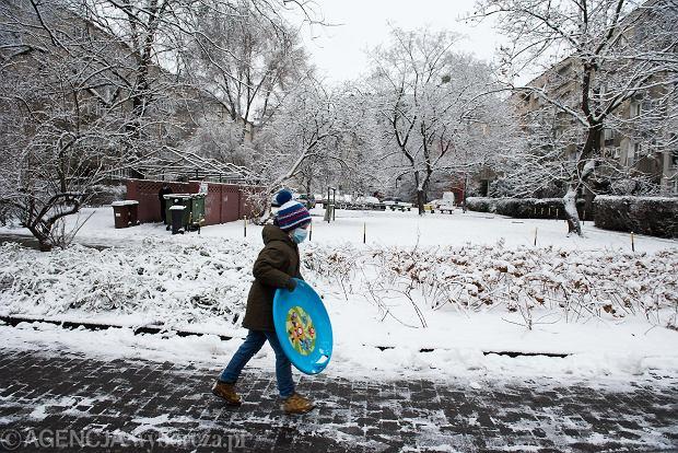 Zdjęcie numer 48 w galerii - Wrocław pod śniegiem. Zobacz zimowe zdjęcia z centrum miasta [FOTO]