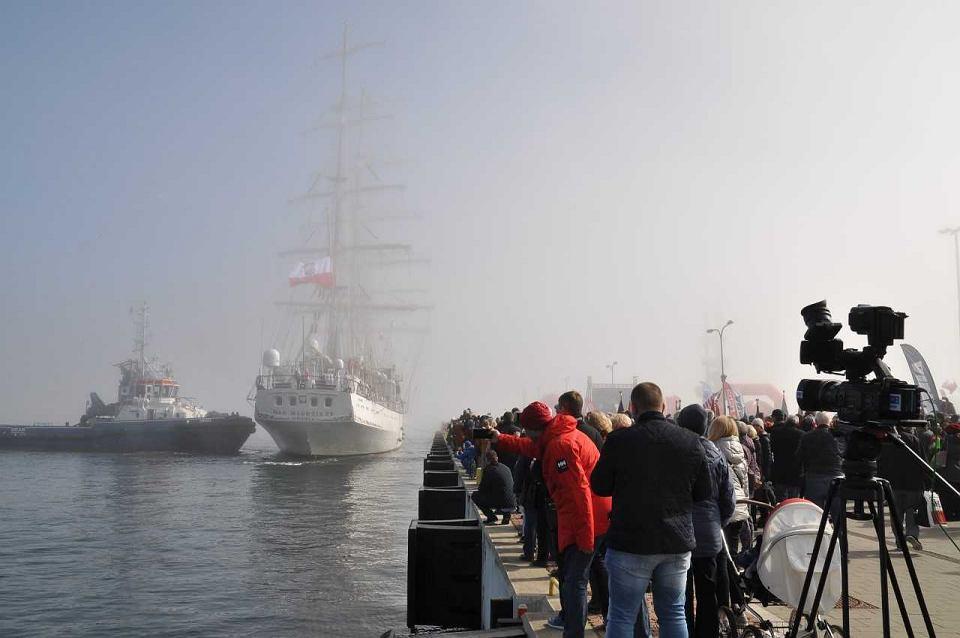 Dar Młodzieży wrócił do Gdyni