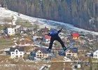 Skoki narciarskie. Rekordu nie było, ale latali daleko. Żyła i Zniszczoł w konkursie