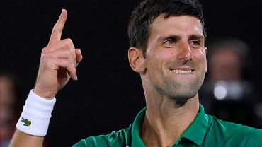 Australian Open. Novak Djoković
