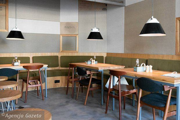 Zdjęcie numer 2 w galerii - Główna Osobowa to nowe miejsce w centrum Gdyni łączące restaurację z koktajl barem
