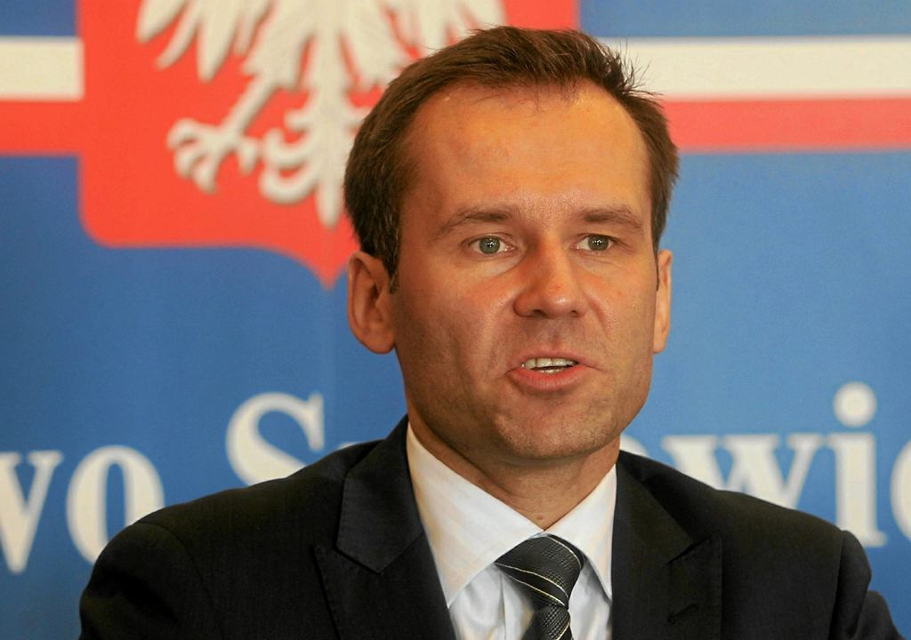 Przedstawiciel Zbigniewa Ziobry Tomasz Szafrański został odznaczony za zasługi dla prokuratury