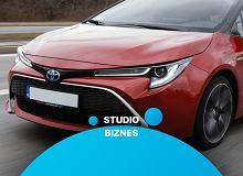 Co o nowej Toyocie Corolli sądzi redaktor naczelny Moto.pl? Opowiedział o tym w Studiu Biznes