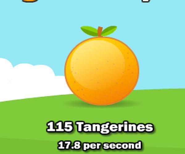 Pomarańczowy biznes