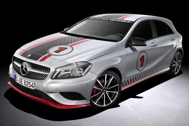 Mercedes-Benz Klasa A Sport