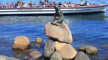 Mała Syrenka w Kopenhadze/ Fot. Shutterstock