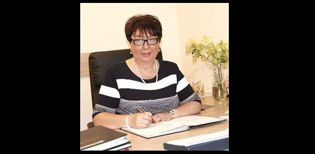 Wójt Gminy Zgierz Barbara Kaczmarek